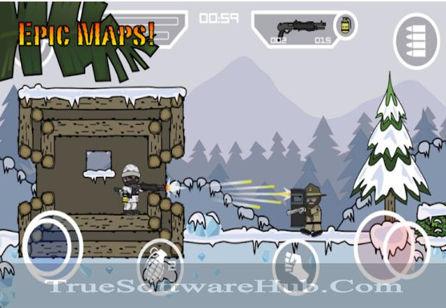 Mini Militia - Doodle Army 2 Free Download