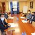 Felicidades a la Confederación Empresarial de Ourense por su propuesta y perseverancia en el impulso de la variante exterior de la LAV Madrid-Galicia