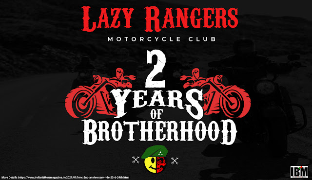 LRMC 2ND ANNIVERSARY RIDE  |  23rd - 24th January 2020 | REGISTER NOW