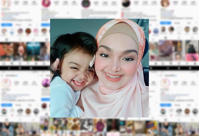 Siti Nurhaliza Merupakan Individu Pertama Mempunyai 7 Juta Followers Instagram Di Malaysia