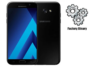 Samsung Galaxy A7 2017 SM-A720S Combination Firmware