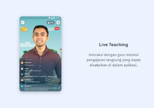 sukses masuk sekolah unggulan bersama Brain Academy Online