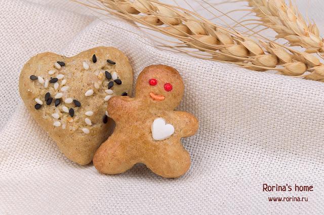 Вкусное рассыпчатое Печенье на желтках и сметане: пошаговый рецепт