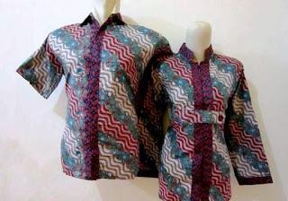 Model Baju Batik Kerja Untuk Guru