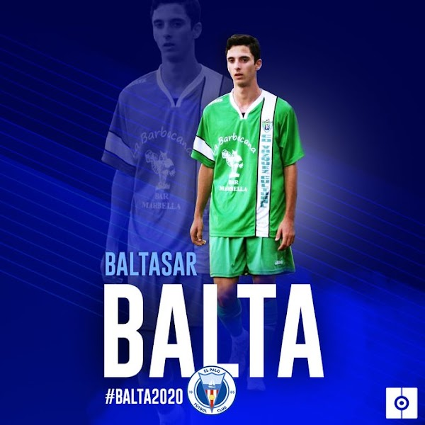 Oficial: El Palo FC ficha a Balta