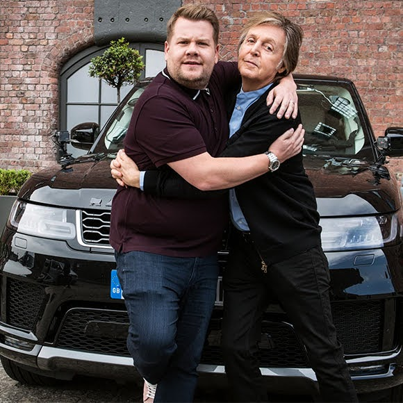 Paul McCartney prochain passager du «Carpool Karaoke»