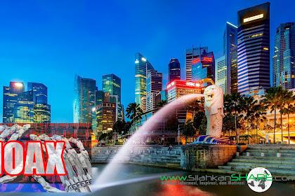 Penyebar Hoax di Singapura Didenda Rp 509 Juta, Akun Bot Rp 1,03 miliar, Perusahaan Rp 10,39 Miliar!