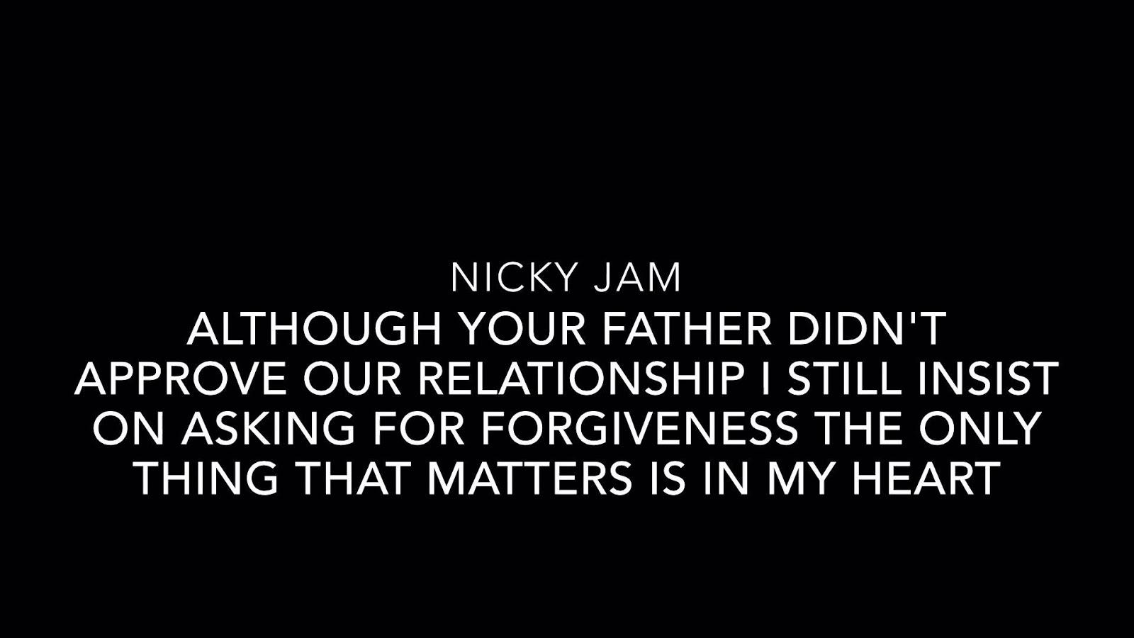 El Perdón - Forgiveness - Nicky Jam y Enrique Iglesias ...