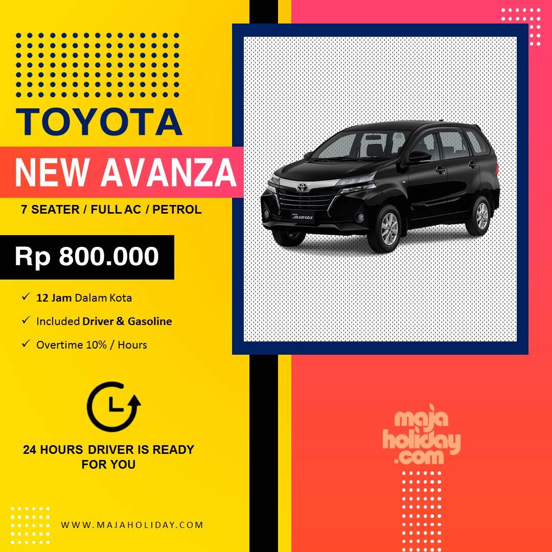 Gambar Sewa Mobil All New Avanza 2021
