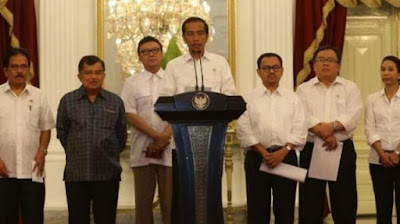Presiden Jokowi dan Isu SARA