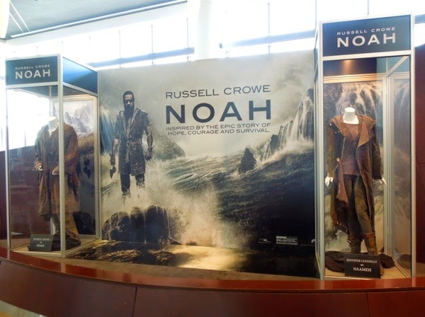 Noah movie costumes
