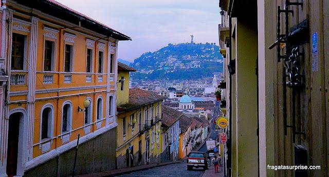 Bom destino de viagem para maio: Equador