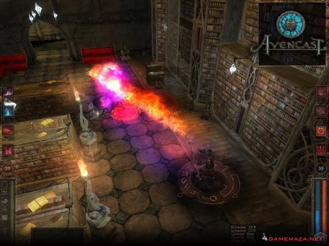 Avencast Rise of the Mage Gameplay Screenshot 1