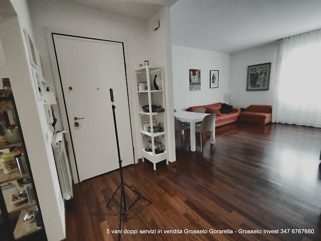 Case in vendita a Grosseto, appartamento 5 vani Gorarella, appartamenti-grosseto, appartamenti-vendita,