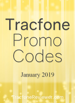 tracfone codes january 2019