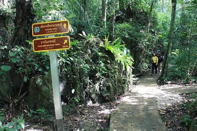 Than Bok Khorani National Park, Krabi | Destinasi eko-pelancongan di selatan Thailand