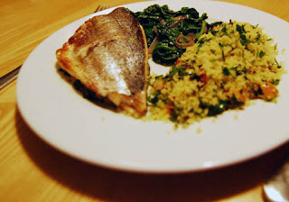 Stuffed Fish Senegalese Style with Rice