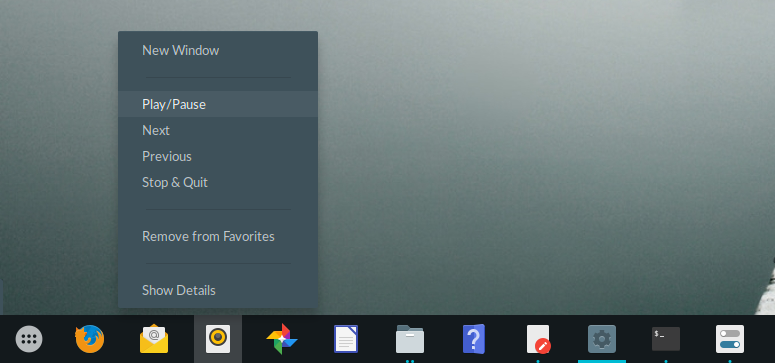 Dash To Panel` Is A Cool Icon Taskbar For GNOME Shell ~ Web