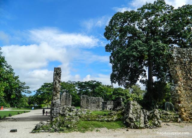 Ruínas de Panamá Viejo, Cidade do Panamá