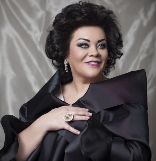 Violeta Urmana interpreta 'Lieder' de Schubert y Strauss en Les Arts