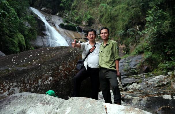 Vẻ đẹp hoang sơ thác Suối Pá Quế Phong Nghệ An - 5