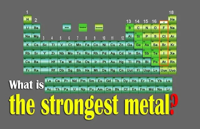 What is metal? Its Physical & Chemical properties and usefulness with FAQs