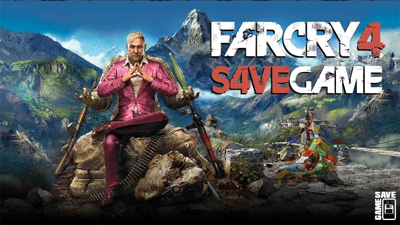 Your Save Games Pc Far Cry 4 100 Save Game