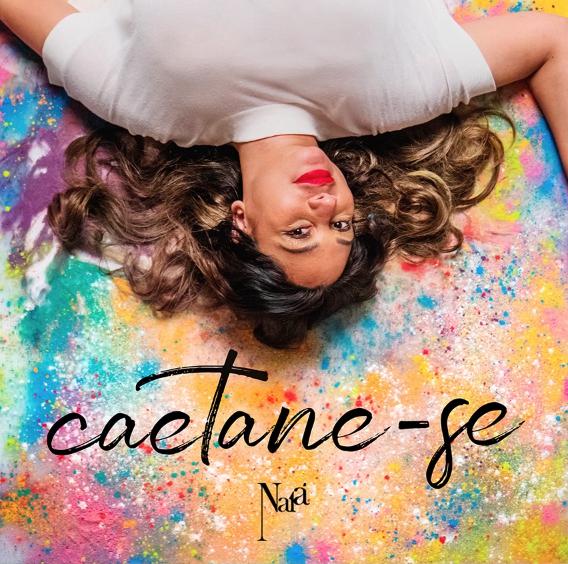 """Naiá lança """"Caetane-se"""", EP com releituras de Caetano Veloso"""