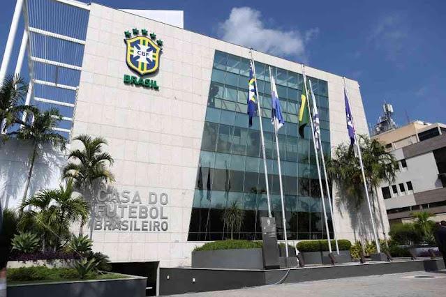 Covid-19: CBF abre linha de crédito para clubes da elite do futebol