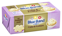 Blue band cake & koekjes