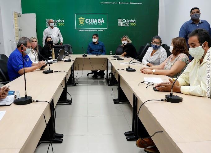 Prefeito João Balbino assume como presidente do Consórcio Intermunicipal de Saúde Vale do Rio Cuiabá