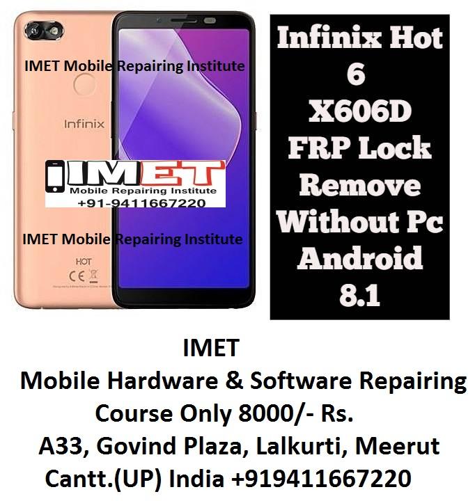 Redmi Note 6 Pro QCN File – IMEI Repair | Fix Baseband
