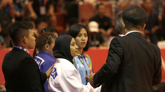 Ketua NPC Minta Maaf atas Insiden Hijab Judoka Indonesia
