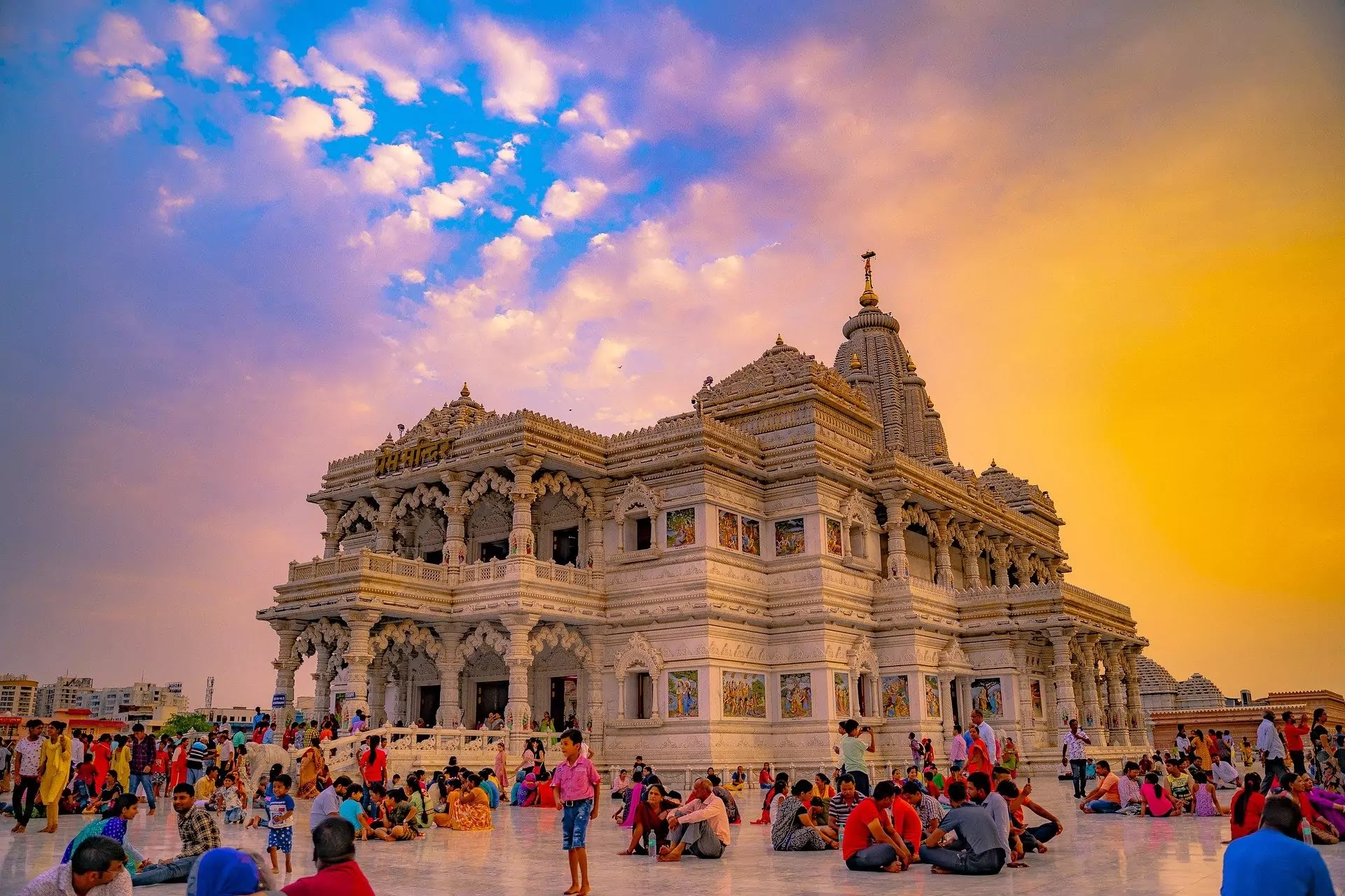 Best Temples in India