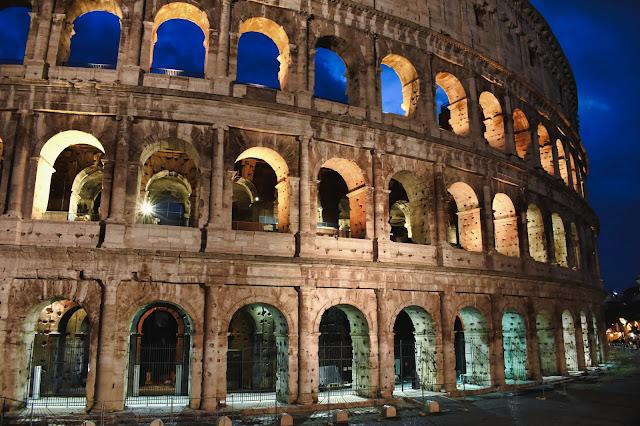 Jak Rzym stał się znany jako Wieczne Miasto