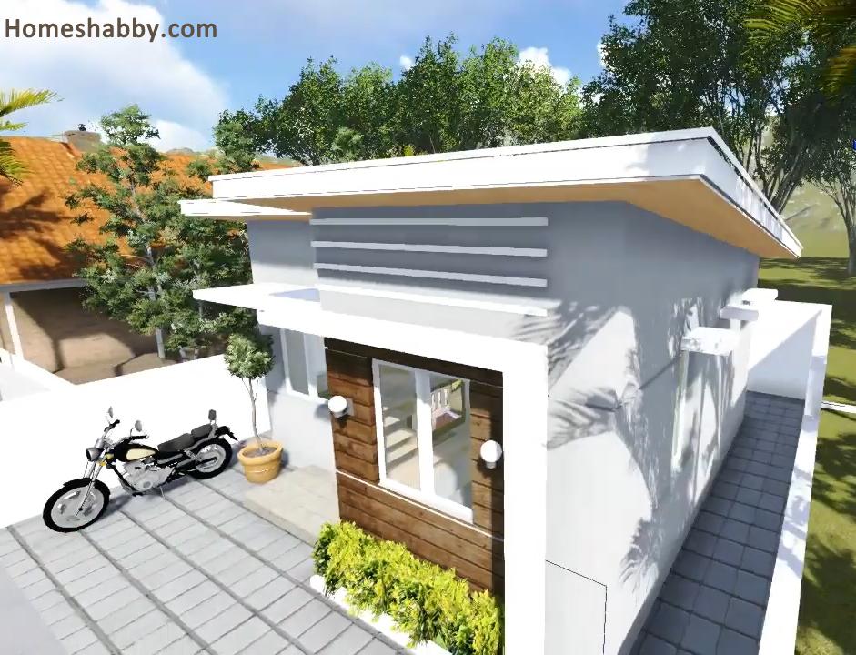 Desain Dan Denah Rumah Minimalis Terbaru Ukuran Kecil Tapi Nyaman Untuk Keluarga Homeshabby Com Design Home Plans Home Decorating And Interior Design