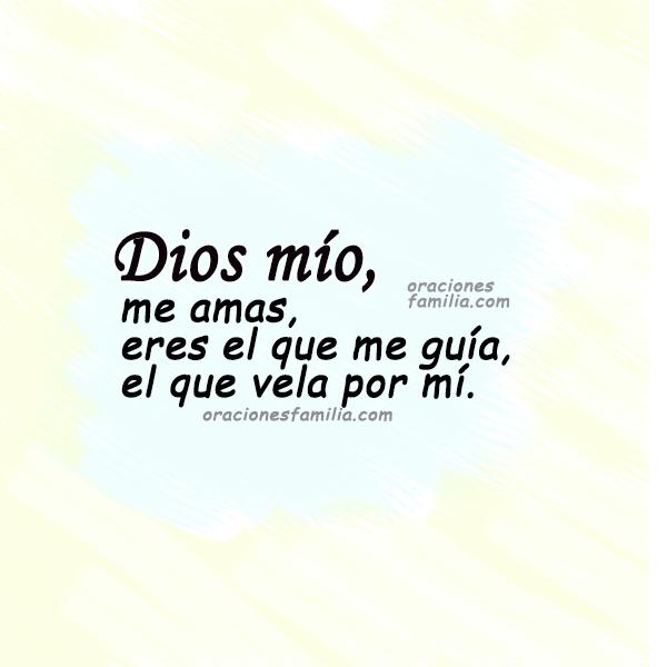 oracion de la mañana frases de amor a Dios imagen cristiana mery bracho