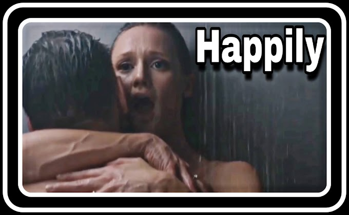 Kerry Bishé sex scene - Happily (2021) HD 720p