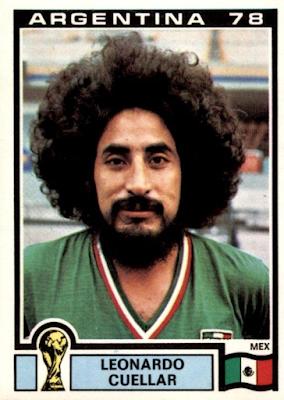Figurina Cuellar Argentina '78