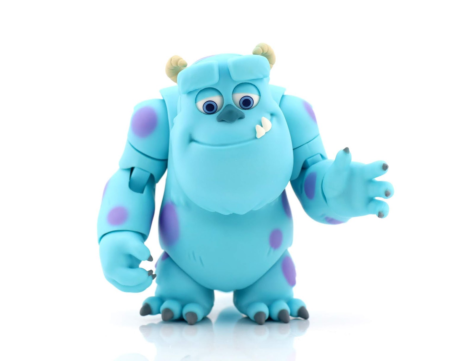 Monsters Inc Good Smile Company Sulley Nendoroid Set