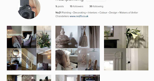 New Instagram Page - Paint & Interior Trends