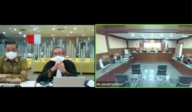 ICW: Alasan Meringankan Hukuman karena Juliari Dihina Mengada-ada!