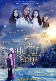 Download 5 Huruf Tetapi Bukan Cinta (2017) Full Movie