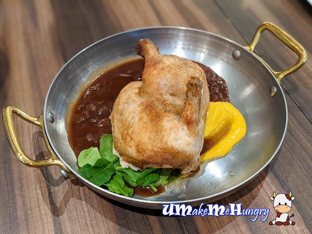 Poulet - Signature Half Roast Chicken