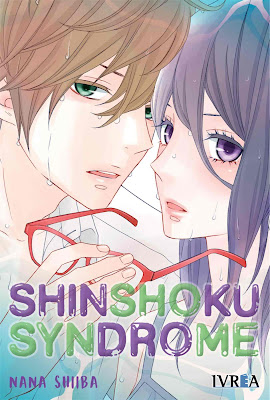 "Manga: Review de ""Shinshoku Syndrome"" de Nana Shiiba - IVREA"