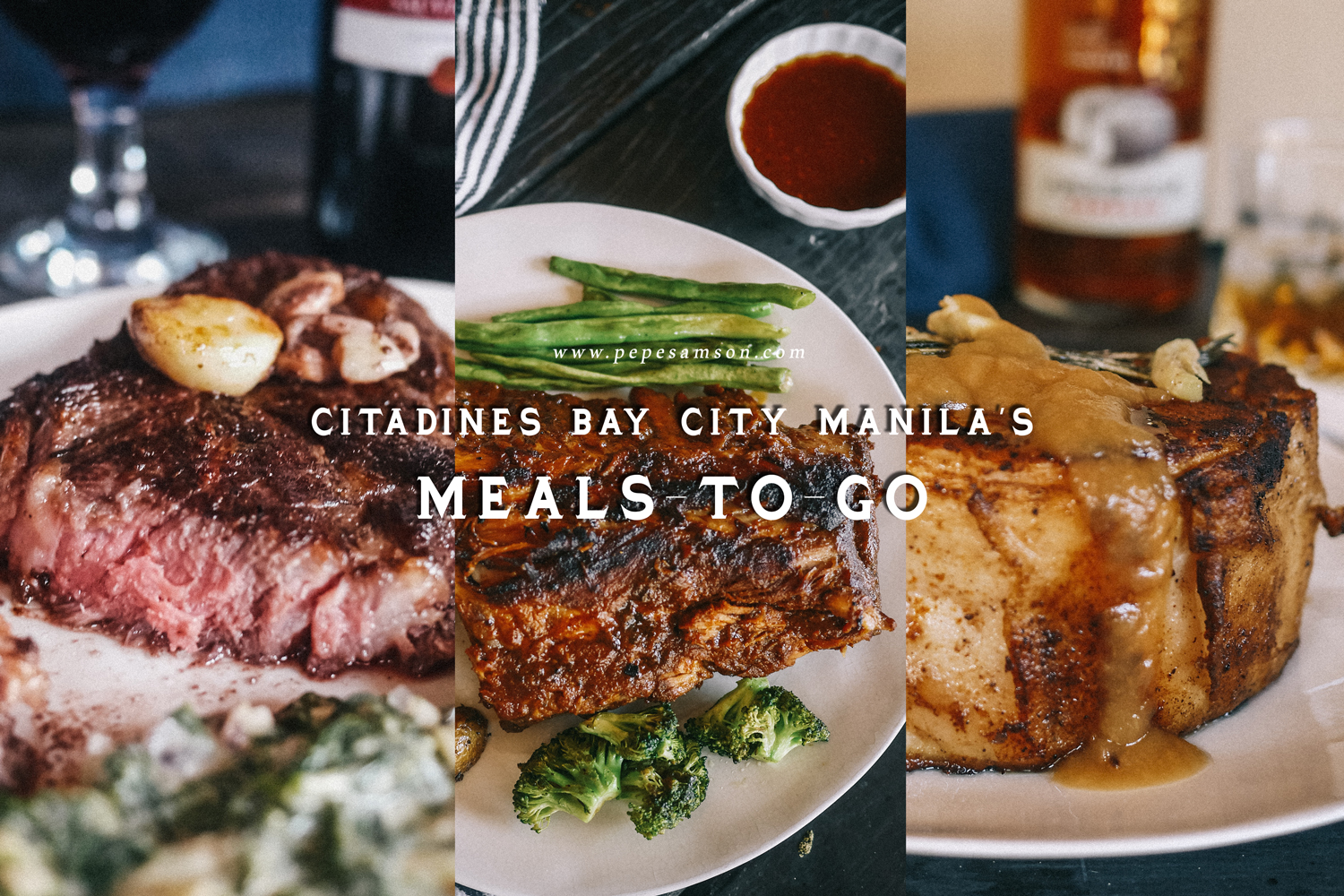 Citadines Bay City Manila's Meals-To-Go