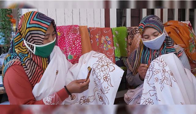 Batik Sekar Sriti