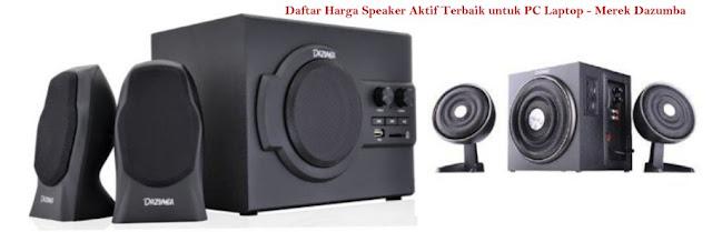 Speaker-Aktif-Harga-Merek-Dazumba