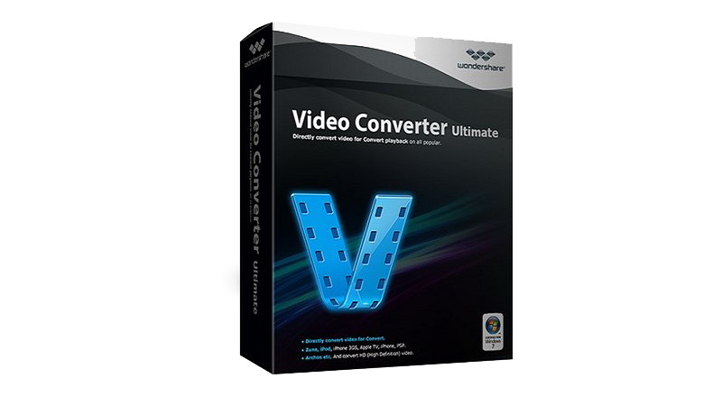 Wondershare Video Converter Ultimate 9.0.4.0