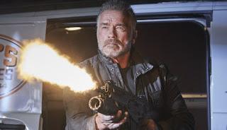 Dunia Sinema Terminator : Dark Fate T-800